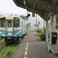 2017.05 GWバースデイきっぷでJR四国乗りつぶし修行の旅(前編) -JR線乗りつぶし-