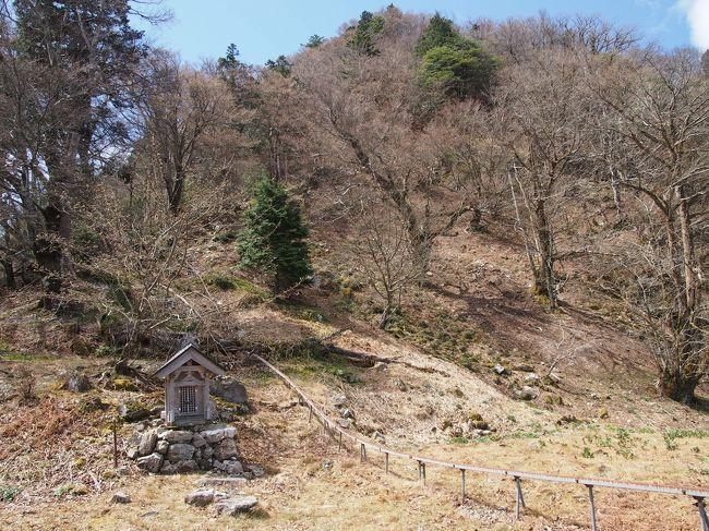 2017年5月大峯北奥駈道縦走2(吉野から山上ヶ岳)