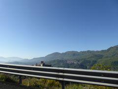 春の優雅なアブルッツォ州/モリーゼ州 古城と美しき村巡りの旅♪ Vol4(第2日) ☆Roma→Castel di Tora:快晴の下 快適にラツィオ州奥地へ♪