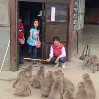 小豆島家族旅行