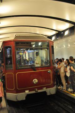 2017年5月香港鉄道旅行5(ピークトラム)