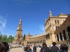 スペインで復活祭⑦(セビリヤ編)