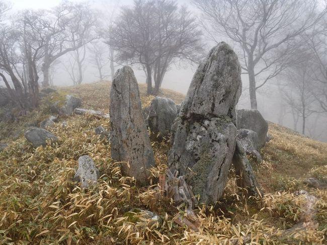 2017年5月大峯北奥駈道縦走4(弥山から前鬼)