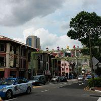 シンガポール&レゴランドマレーシア 1日目 シンガポール