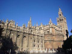 スペイン9日間の旅(4) セビーリャとミハス