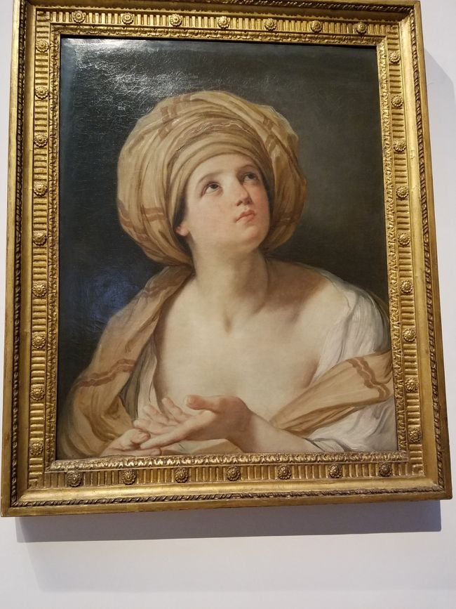 GWを利用してイタリア旅行に行ってきました。<br />こちらはボローニャ編のその②ボローニャ国立絵画館について残します。<br />ボローニャ派のグイドレーニ、カラッチ一族、そしてヴェネチア派の巨匠等の作品が一気に揃う素晴らしい絵画館でした。<br />