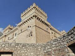 春の優雅なアブルッツォ州/モリーゼ州 古城と美しき村巡りの旅♪ Vol29(第2日) ☆Celano:美しき古城「チェラーノ城」城壁からパノラマを楽しんで♪