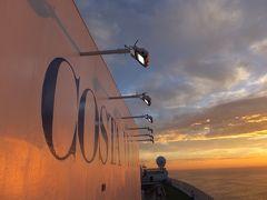 コスタ・ビクトリアで行く日本海クルーズ 6日目 金沢帰港。そして帰京。