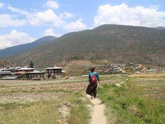 どっちへ進む、幸福の国ブータン3(ポプジカ)