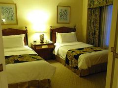 ホテル椿山荘東京ホテル宿泊
