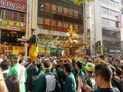 神田祭り 宮入