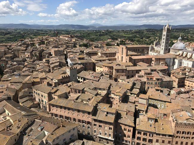 イタリア・世界遺産の旅③ シエナ