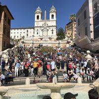 イタリア・世界遺産の旅④ フィレンツェからローマへ