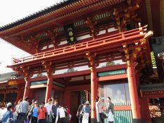 2017春、神奈川と千葉の寺社巡り(5/14):5月5日(5):鶴岡八幡宮(2):大石段、本宮(上宮)、狛犬、舞殿