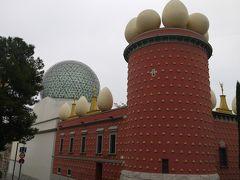 クリスマス前のバルセロナ弾丸旅行 その2 フィゲラスのダリ美術館を堪能編