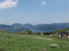 初夏の山旅・芦ノ湖周辺を歩く