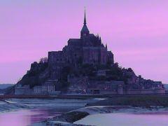 ★北フランス ドライブの旅です。モンサンミッシェル、ジベルニー、ロワールのお城など世界遺産や絶景、グルメを楽しみました(^^)