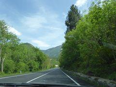 春の優雅なアブルッツォ州/モリーゼ州 古城と美しき村巡りの旅♪ Vol128(第5日) ☆CapestranoからPopoliへ♪美しい風景の中を走る♪