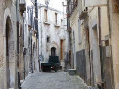 春の優雅なアブルッツォ州/モリーゼ州 古城と美しき村巡りの旅♪ Vol136(第5日) ☆Popoli:ポーポリ美しい旧市街♪優雅にさまよい歩く♪