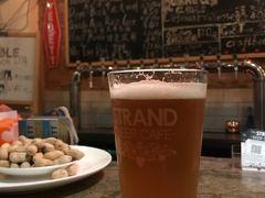 広州でクラフトビールを飲む