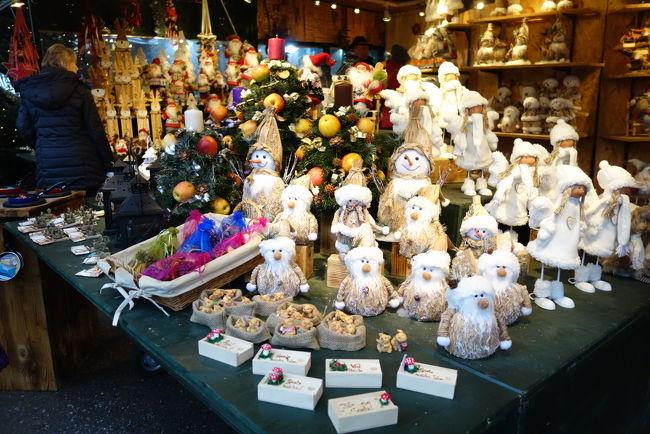 クリスマスマーケットをめぐる鉄道1人旅《ザルツブルク前半》