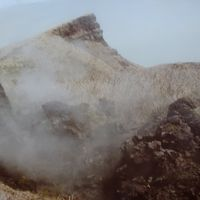 1983年(昭和58年)9月伊豆七島 三宅島(一周と雄山登山)の旅3日間