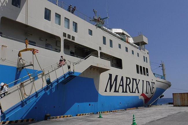 船で行く与論はとても遠かった(二日目、奄美大島から与論到着編)