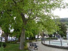 春の優雅なアブルッツォ州/モリーゼ州 古城と美しき村巡りの旅♪ Vol141(第6日) ☆Popoli:朝のポーポリ優雅な散歩♪公園で変な鳥を眺めて♪