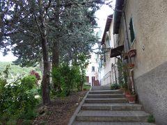 春の優雅なアブルッツォ州/モリーゼ州 古城と美しき村巡りの旅♪ Vol143(第6日) ☆Popoli:朝のポーポリ優雅な散歩♪旧市街をさまよい歩く♪