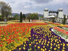 赤城山への登り口辺り観光