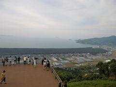 九州離島旅 1 唐津虹の松原へ