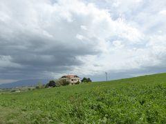 春の優雅なアブルッツォ州/モリーゼ州 古城と美しき村巡りの旅♪ Vol154(第6日) ☆Civitella Casanovaから田舎な風景の中をTocco da Casauriaへ♪