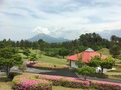 島根と鳥取の境目あたりで Vol.2 安価な高原リゾートゴルフやで~