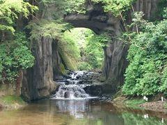 濃溝の滝・向山トンネル・江川海岸・沖ノ島・崖観音 一生に一度は目にしたい絶景5景 日帰り