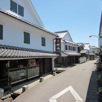 肥前・鹿島 浜宿酒蔵通りぶらぶら歩き暇つぶしの旅ー6