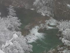 【2013年春】旧ユーゴスラビアの国々【その4】雪景色の国立公園