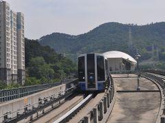 2017年5月釜山鉄道旅行6(地下鉄4号線)