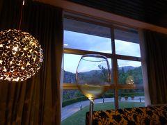 春の優雅なアブルッツォ州/モリーゼ州 古城と美しき村巡りの旅♪ Vol165(第6日) ☆Caramanico Terme:最高級ホテル「Le Reserve Hotel Terme」チャリティーイベントガラディナー♪優雅なアペリテーヴォ♪