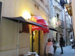 シラクーサ・レストラン案内 その4 Osteria apollonion