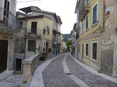 春の優雅なアブルッツォ州/モリーゼ州 古城と美しき村巡りの旅♪ Vol169(第7日) ☆Caramanico Terme:美しいカラマニコ・テルメ旧市街♪カッテドラーレ「Chiesa Santa Maria Maggiore」や路地を眺めて♪