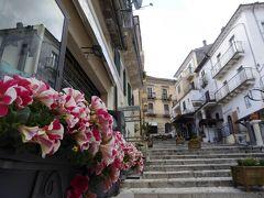 春の優雅なアブルッツォ州/モリーゼ州 古城と美しき村巡りの旅♪ Vol170(第7日) ☆Caramanico Terme:美しいカラマニコ・テルメ旧市街♪最下部へさまよい歩く♪