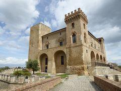 春の優雅なアブルッツォ州/モリーゼ州 古城と美しき村巡りの旅♪ Vol175(第7日) ☆Crecchio:美しいクレッキオ城「Castello Ducale di Crecchio」優雅に鑑賞♪