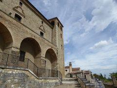 春の優雅なアブルッツォ州/モリーゼ州 古城と美しき村巡りの旅♪ Vol176(第7日) ☆Crecchio:美しいクレッキオ城「Castello Ducale di Crecchio」と旧市街を優雅に歩く♪