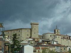 春の優雅なアブルッツォ州/モリーゼ州 古城と美しき村巡りの旅♪ Vol178(第7日) ☆Crecchioから美しいマイエッラ山脈を眺めながらCasoliへ♪