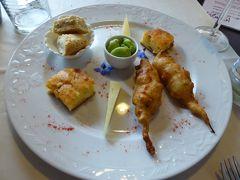 春の優雅なアブルッツォ州/モリーゼ州 古城と美しき村巡りの旅♪ Vol187(第7日) ☆Roccascalegna:親日家レストラン「Civicco 20」温かいおもてなしのランチ ♪