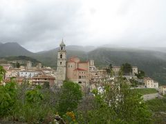 春の優雅なアブルッツォ州/モリーゼ州 古城と美しき村巡りの旅♪ Vol190(第7日) ☆Palea:美しいパレーアの遠景を眺めて♪