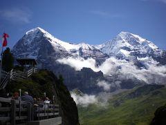 5年ぶりのスイス