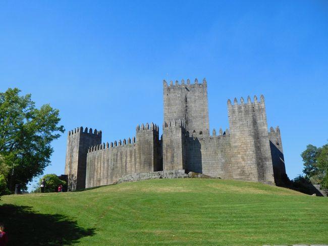 ユーラシア大陸最西端の国ポルトガルに辿り着くドライブ旅行(その4)~ギマランイスとコスタ・ノヴァ~