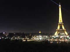 もう一度パリへ~弾丸ひとり旅