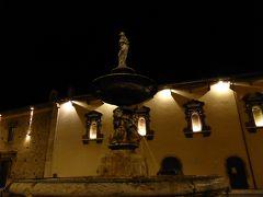 春の優雅なアブルッツォ州/モリーゼ州 古城と美しき村巡りの旅♪ Vol198(第7日) ☆Pescocostanzo:夜景の美しいペスココスタンツォ旧市街を優雅に歩く♪